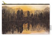 Reflections At Sunset On Bitely Lake Carry-all Pouch