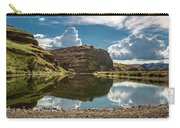 Reflections At The Pond Carry-all Pouch