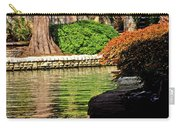Reflections From The Riverwalk Carry-all Pouch