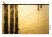 Reflections In Gold Carry-all Pouch