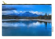 Reflections In The Athabasca Carry-all Pouch