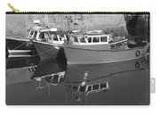 Reflections In The Harbour Carry-all Pouch