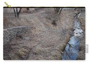 Reflections In The River Carry-all Pouch