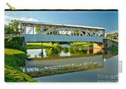 Reflections In Yellow Creek Carry-all Pouch
