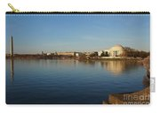 Reflections  Carry-all Pouch by Megan Cohen