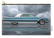 Reflections Of A 1961 Thunderbird Carry-all Pouch