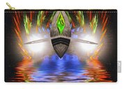 Reflections Of An Alien Jewel Carry-all Pouch