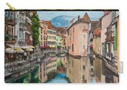 Reflections Of Annecy Carry-all Pouch