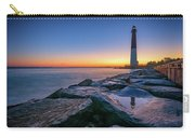 Reflections Of Barnegat Light Carry-all Pouch