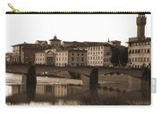 Reflections Of Florence Carry-all Pouch