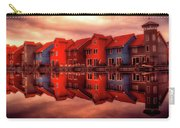 Reflections Of Groningen Carry-all Pouch