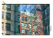 Reflections Of Manhattan Carry-all Pouch