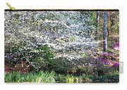 Reflections Of Spring Carry-all Pouch