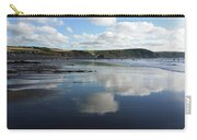 Reflections Of Widemouth Bay Carry-all Pouch
