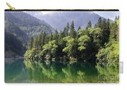 Reflections On Arrow Bamboo Lake Carry-all Pouch