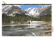Reflections On Chinns Lake 5 Carry-all Pouch