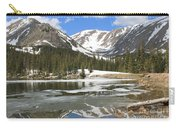 Reflections On Chinns Lake 6 Carry-all Pouch