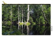Reflections On The Ocklawaha River  Carry-all Pouch
