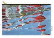 Reflections - Red White Blue Carry-all Pouch