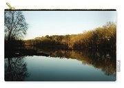 Reflections Carry-all Pouch by Valeria Donaldson
