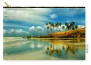 Reflective Beach Carry-all Pouch