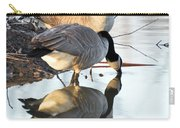 Reflective Geese Carry-all Pouch
