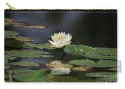 Reflective Lilly Carry-all Pouch by Deborah Benoit