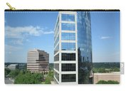 Reflective Mirror Architecture Carry-all Pouch