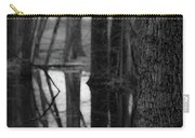 Reflective Tree Carry-all Pouch