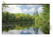 Reflecton On Tranquility Carry-all Pouch