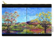 Refresh And Renew As A Diptych Orientation 1 Carry-all Pouch