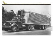 Refrigerated Semi Trailer Carry-all Pouch