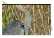 Regal Heron Carry-all Pouch