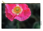 Regal Looking Poppy. Carry-all Pouch
