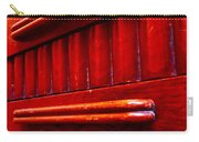 Regally Red Carry-all Pouch