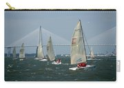 Regatta In Charleston Harbor Carry-all Pouch