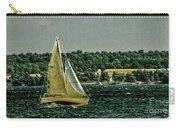Regatta On Seneca Lake Carry-all Pouch