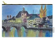 Regensburg At Night Carry-all Pouch