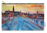 Regensburg Pearl On Danube Germany Carry-all Pouch