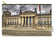 Reichstag Building  Carry-all Pouch by Jon Berghoff