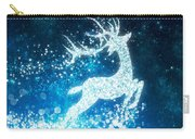 Reindeer Stars Carry-all Pouch
