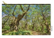 Relaxing Planes Trees Arbor Carry-all Pouch
