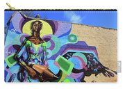 Reloaded Or Education Is A Powerful Weapon Mural Carry-all Pouch
