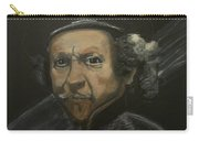Rembrandt And Colour Carry-all Pouch