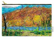 Remembering Autumn Carry-all Pouch