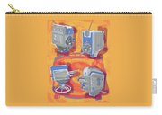 Remembering Television Carry-all Pouch