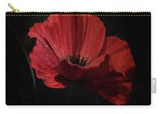 Remembrance Poppy 1 Carry-all Pouch