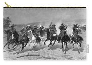 Remington: Dash For Timber Carry-all Pouch