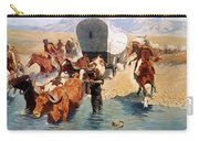 Remington: The Emigrants Carry-all Pouch by Granger