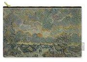 Reminiscence Of Brabant Saint Remy De Provence March - April 1890 Vincent Van Gogh 1853  1890 Carry-all Pouch